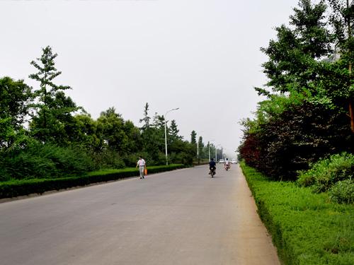 北辰路工程